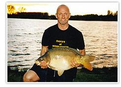 Carp Specialist Fishing